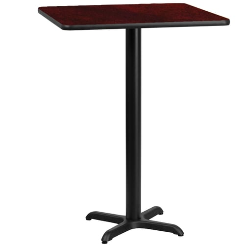 OFD 30 x 30 Square Bar Table   235.00