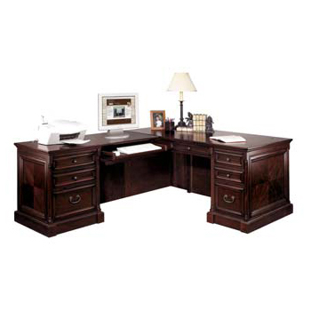 Martin Mount View Series Traditional L-Desk   4,792.00