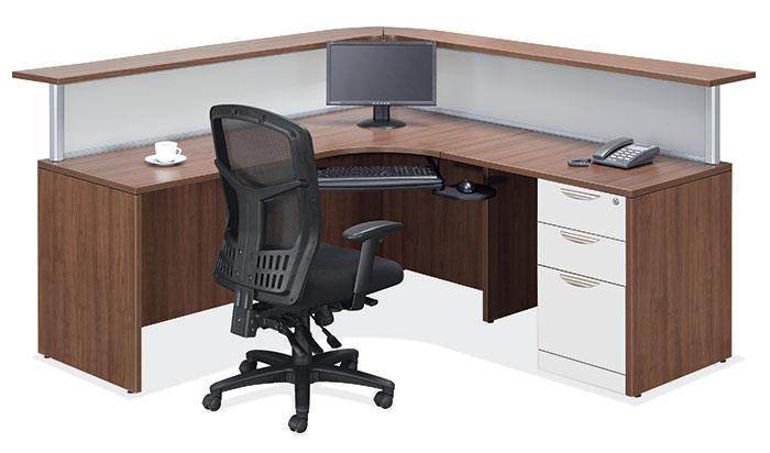 COE Laminate Series Reception Desk   6,540.00