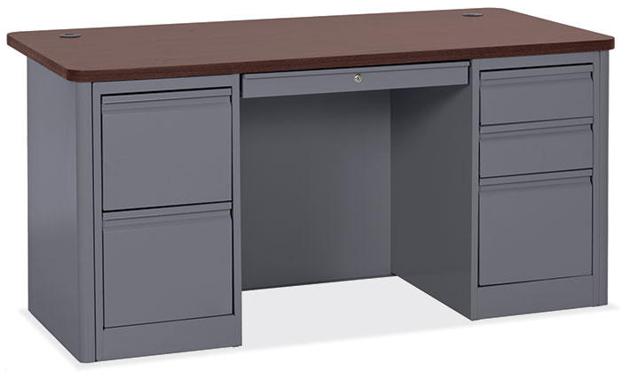 COE 900 Series Double Full Pedestal Desk   1,999.00