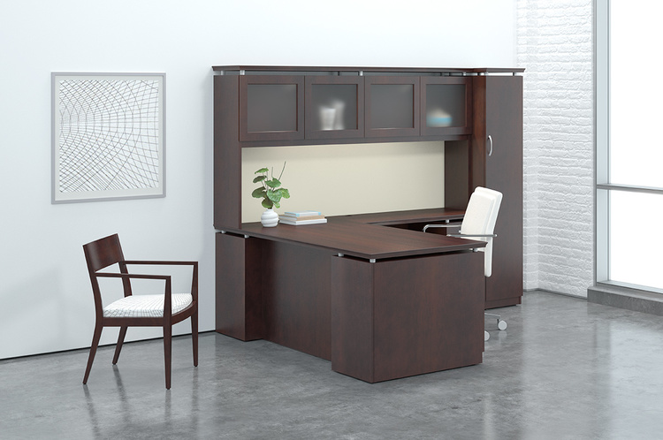 "Darran Levity Park ""L"" Workstation   8,101.00"