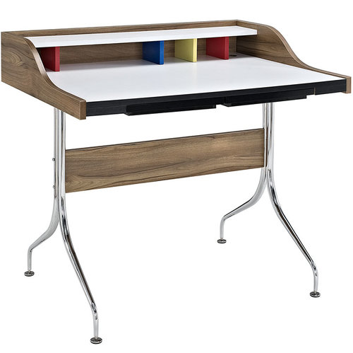 Modway Sculpt Office Desk   245.00