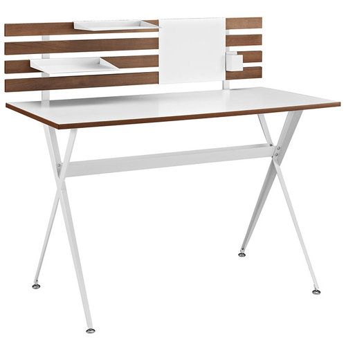 Modway Knack Wood Office Desk   293.00