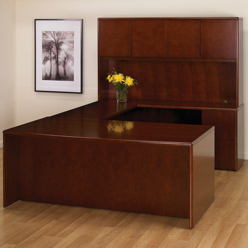 OFD Studio Series U-Shape Office with Hutch   2,604.00