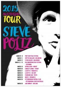 2015 Australian Tour Colour