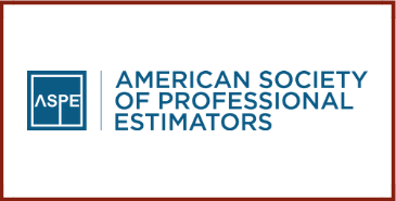 American Society of Professional Estimators - Certified Professional Estimator