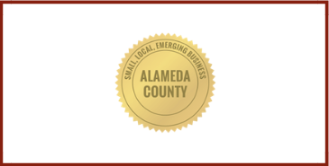 SLEB Alameda County - Certified Supplier