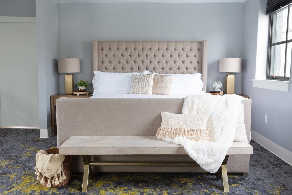 South Flat Bedroom