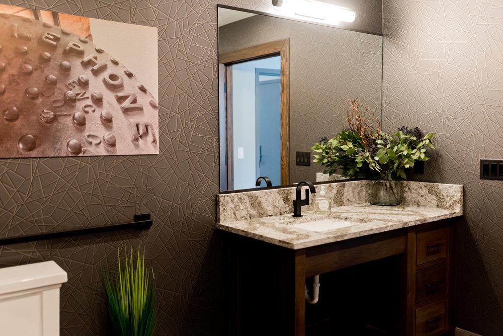 North Flat Bathroom