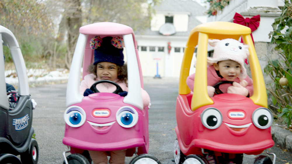 LITTLE TIKES - A fresh take on a classic holiday carol