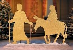 Mary and Joseph -