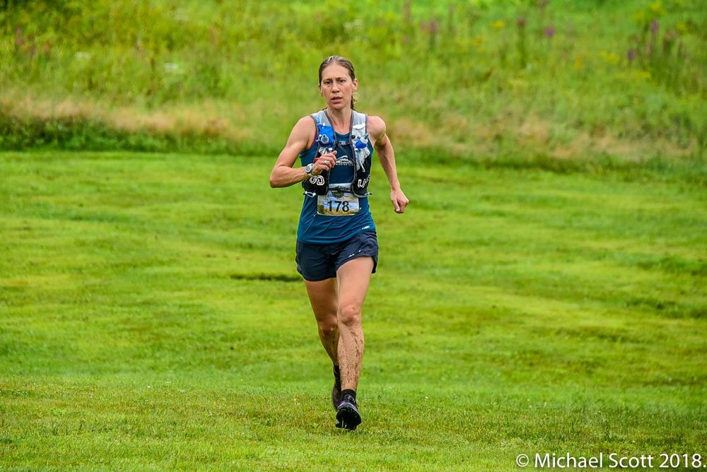 US 50k Trail National Championships Finish