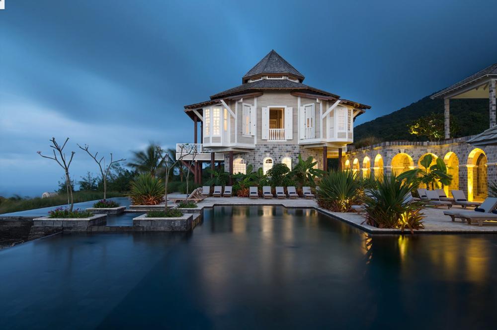 Kittitian Hill Terrace pool at night.png