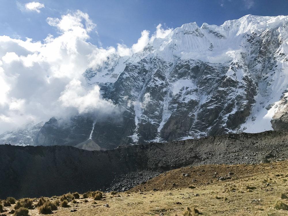 Mt. Salkantay—Sacred Feminine Mountain, Peru