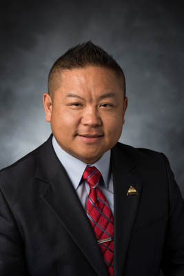 Council Member Dai Thao Photo from Ward 1 website