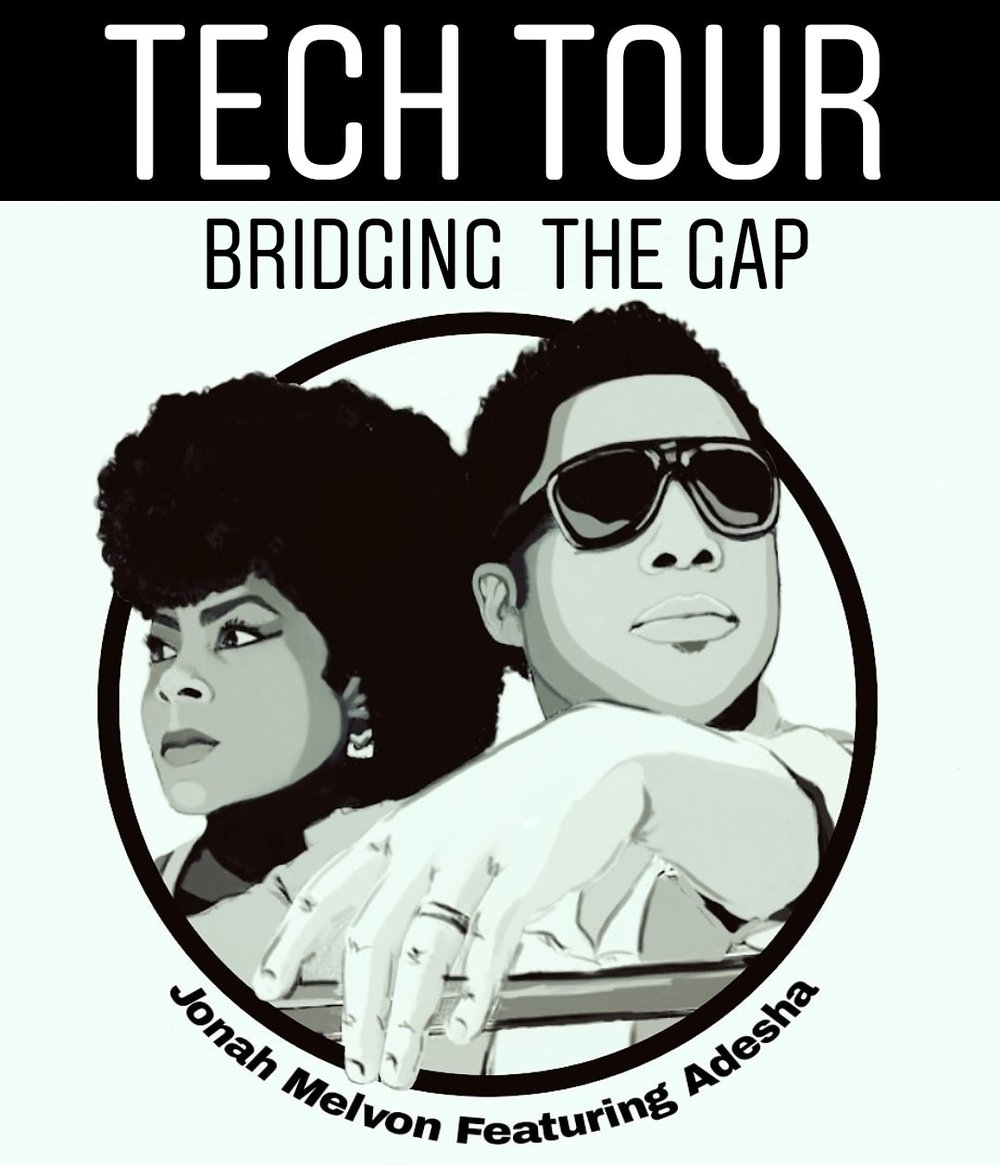 Tech Tour - Bridging the gap through music.