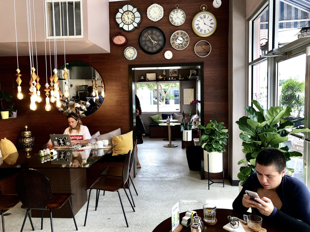 LASOCIAL Miami - Best for Coffee