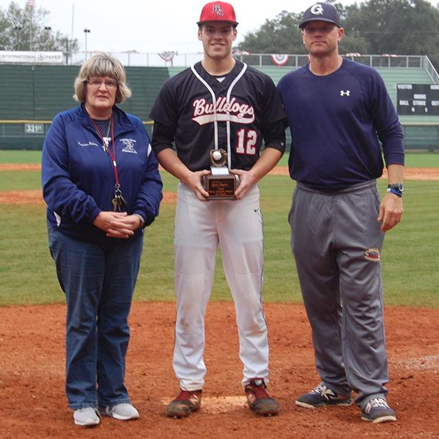 2019 MVP is Ben Hutchins from Boiling Springs