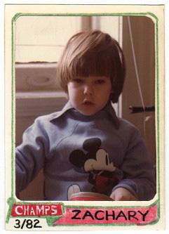 rookie card, near mint