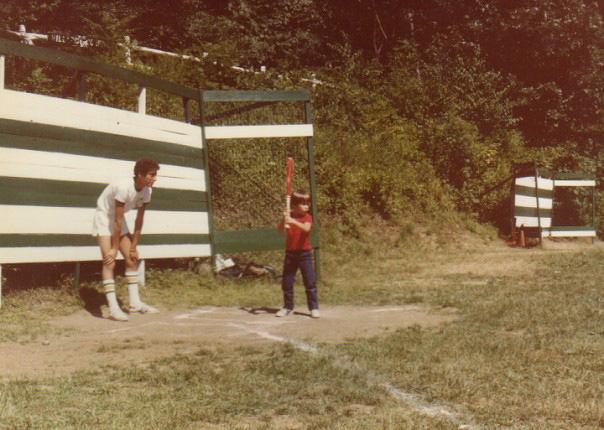 heavy hitter despite the rigid batting stance