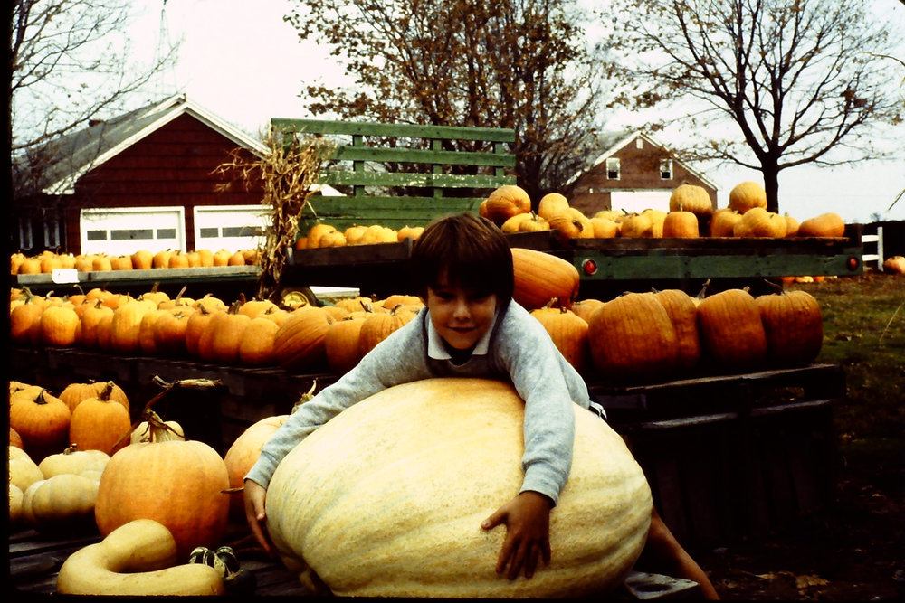 big-ass winter squash