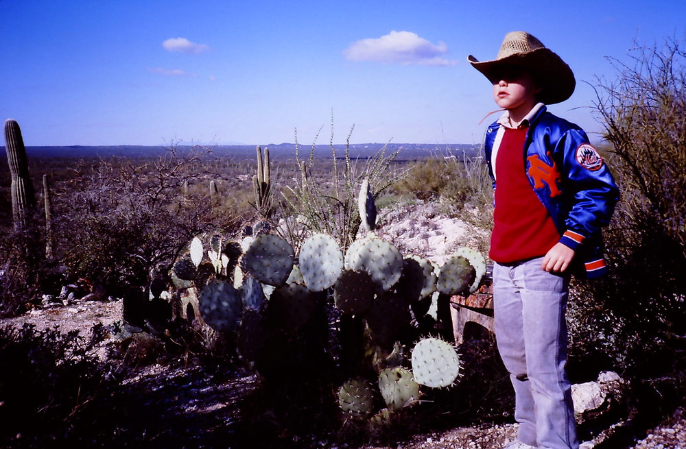 dressed even worse in Arizona