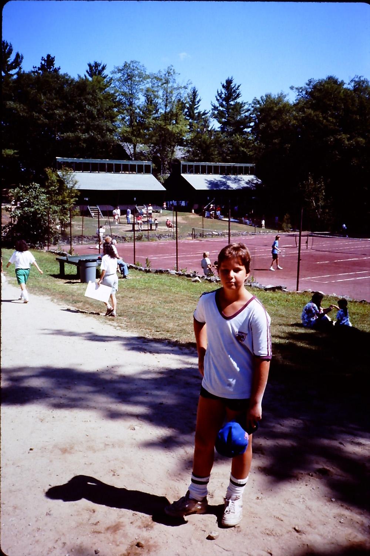 at Camp Kenwood