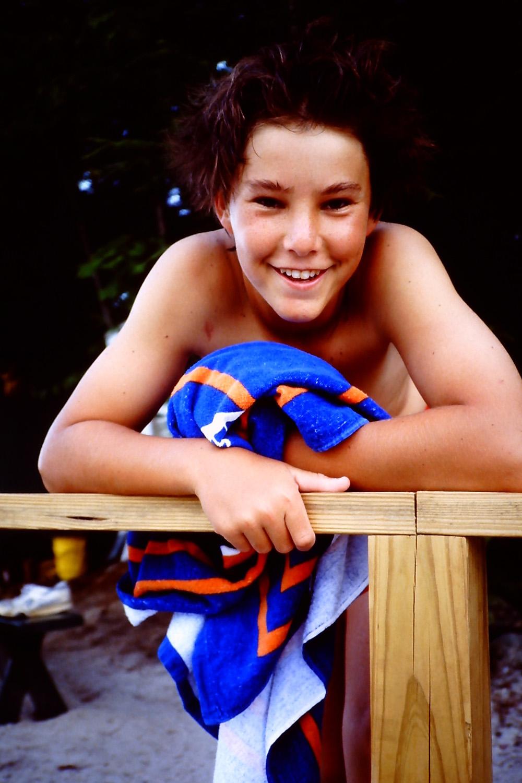 Mets towel
