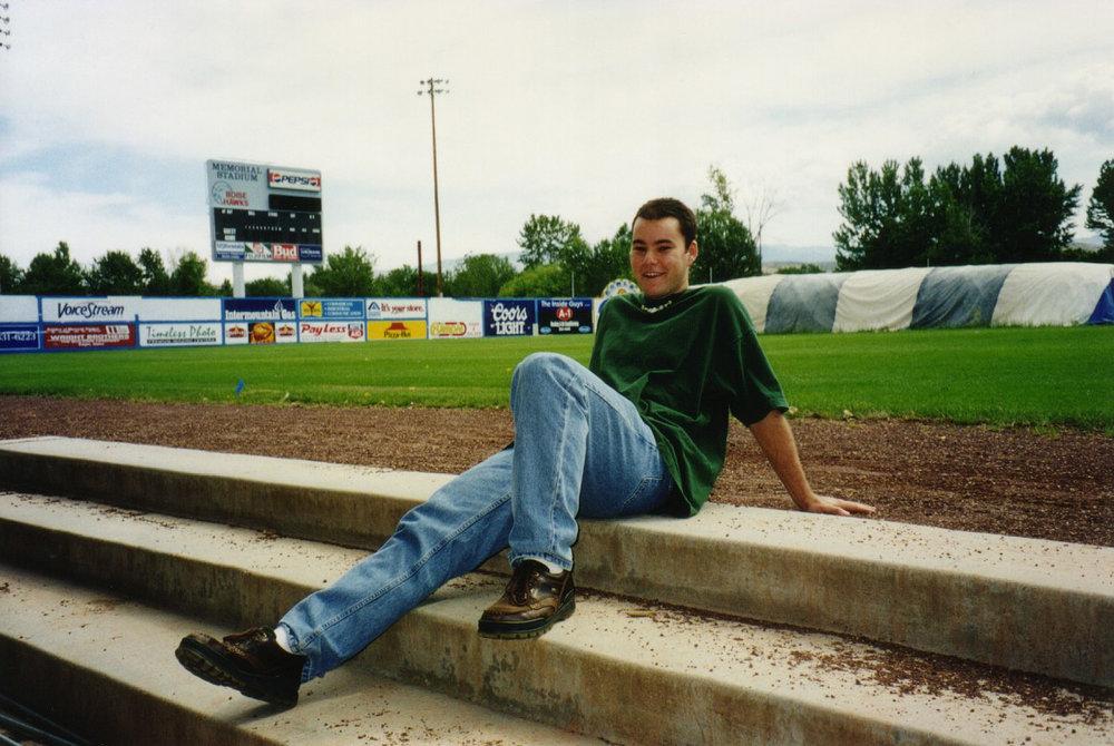 at Memorial Stadium in Boise, Idaho