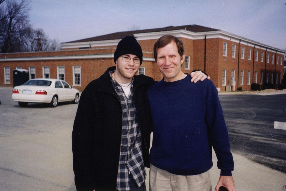 with Jeff Jeske, the best writing teacher I ever had