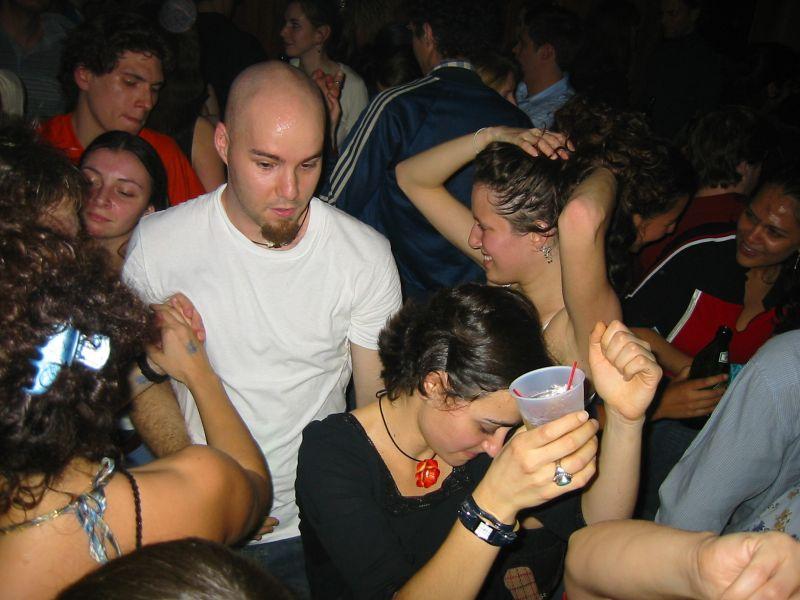 a rare instance of clubbing