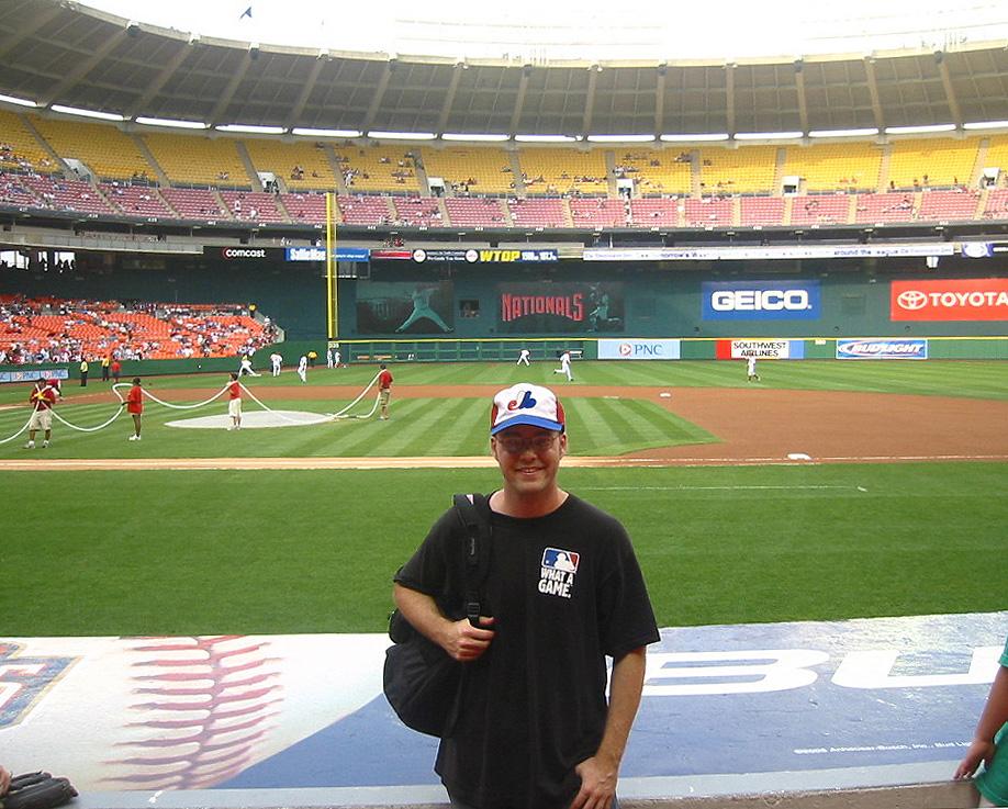 at RFK Stadium