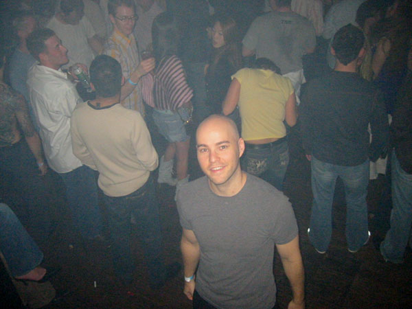 another rare instance of clubbing