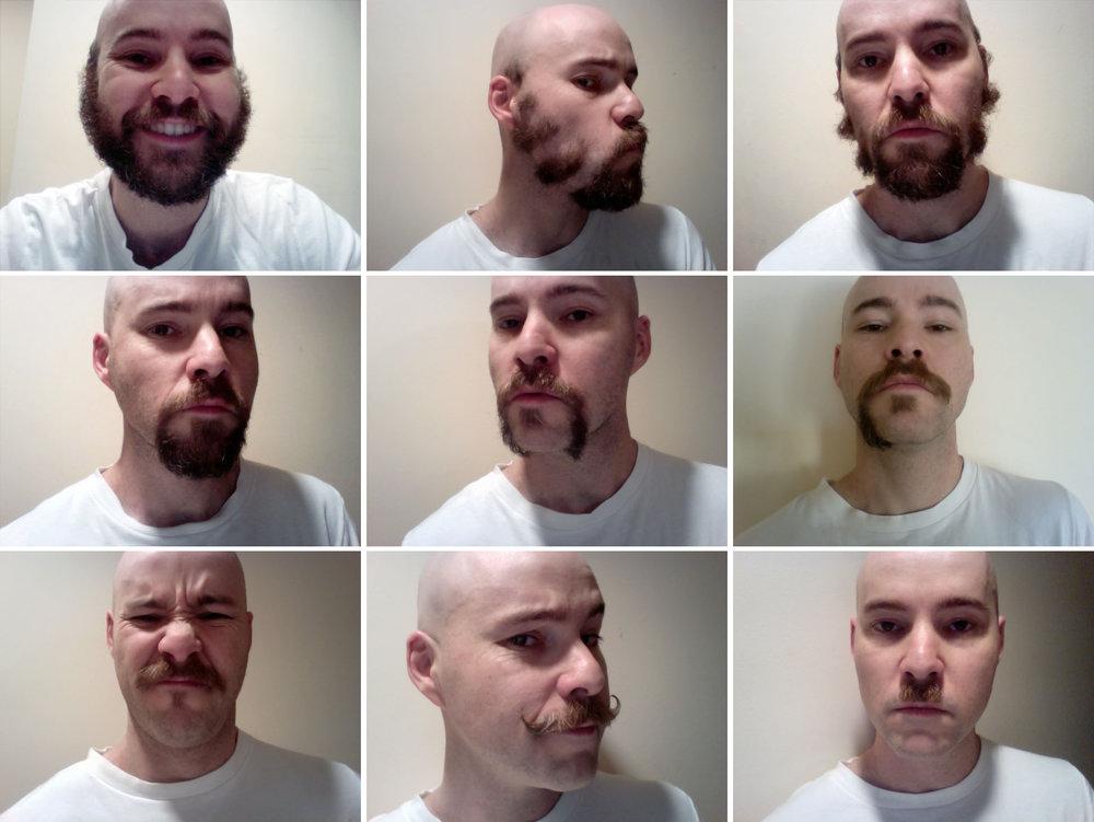 more fun with facial hair