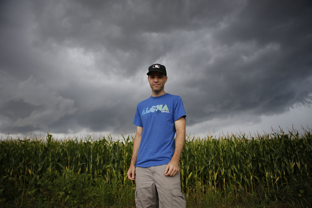 storm-chasing in the Midwest