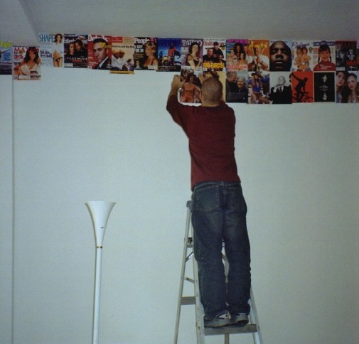 decorating my new apartment