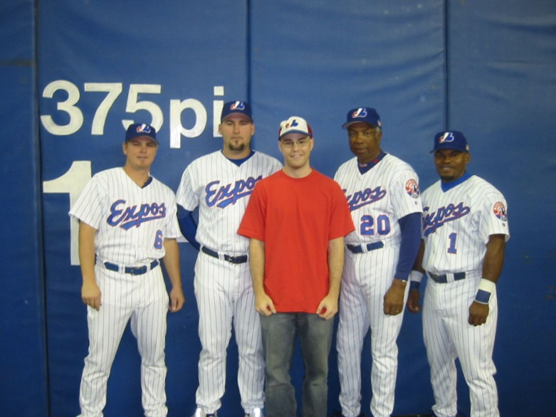 Fan Photo Day at Olympic Stadium