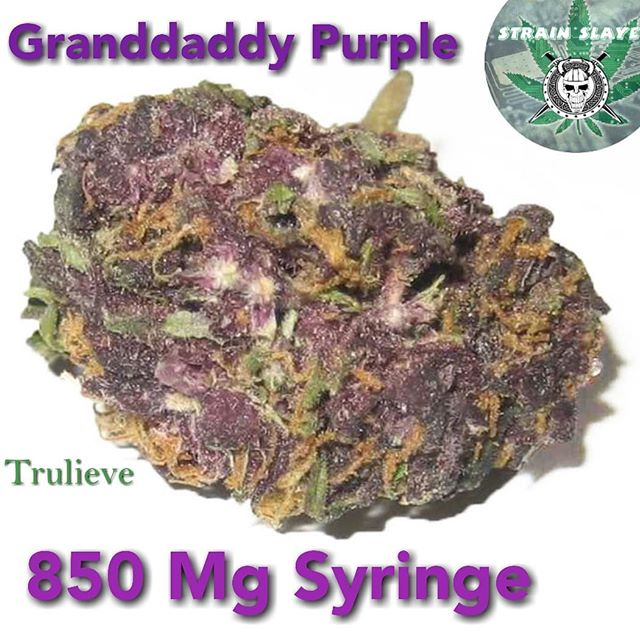 Granddaddy purple- (trulieve)