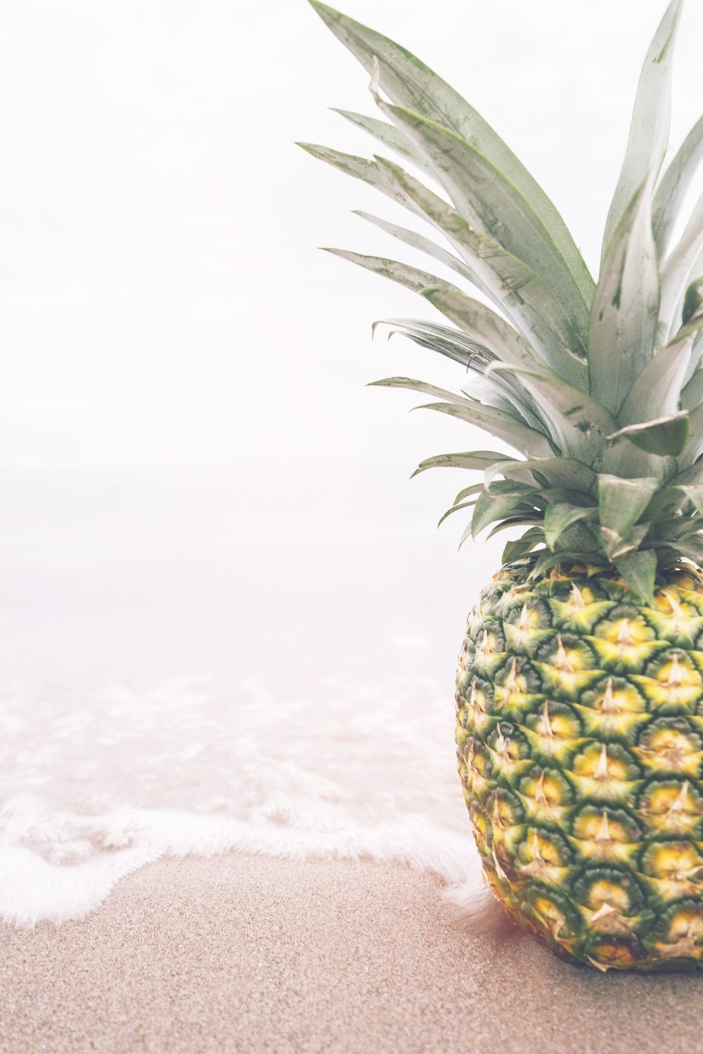 Turn Up - Make yourself a chill playlist to get you in the mood to veg out or get playful. My recent playlist can get you started with your vacay vibes, but to make this feel even more like a treat, pick a theme and put together a playlist to match. A few ukulele tunes may be all you need to transport you to the beaches of Maui.