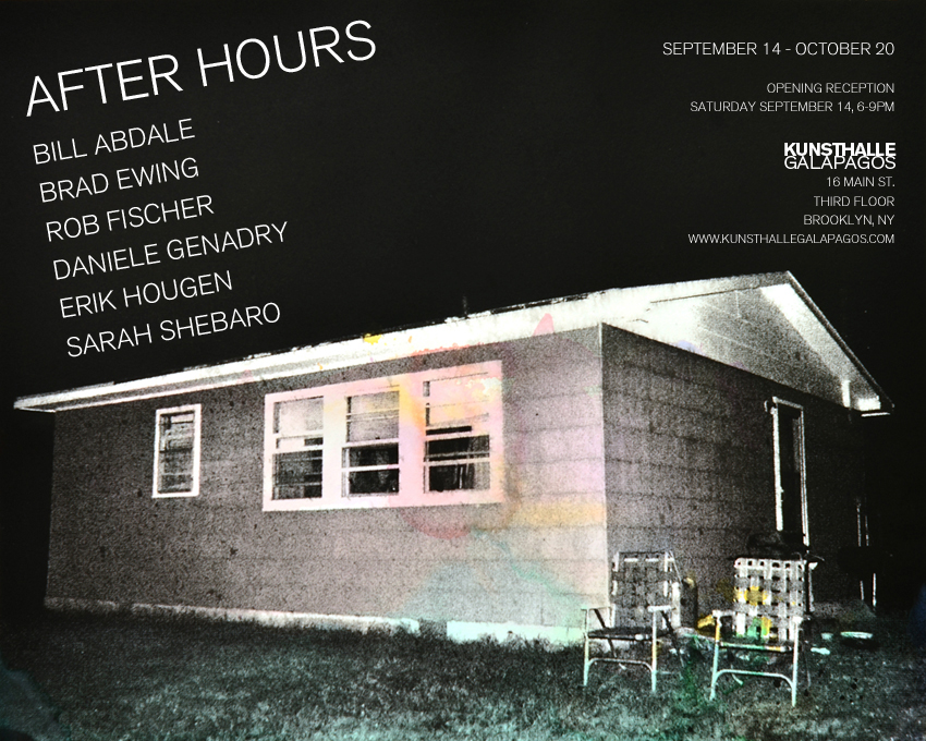AFTER HOURS , 2013