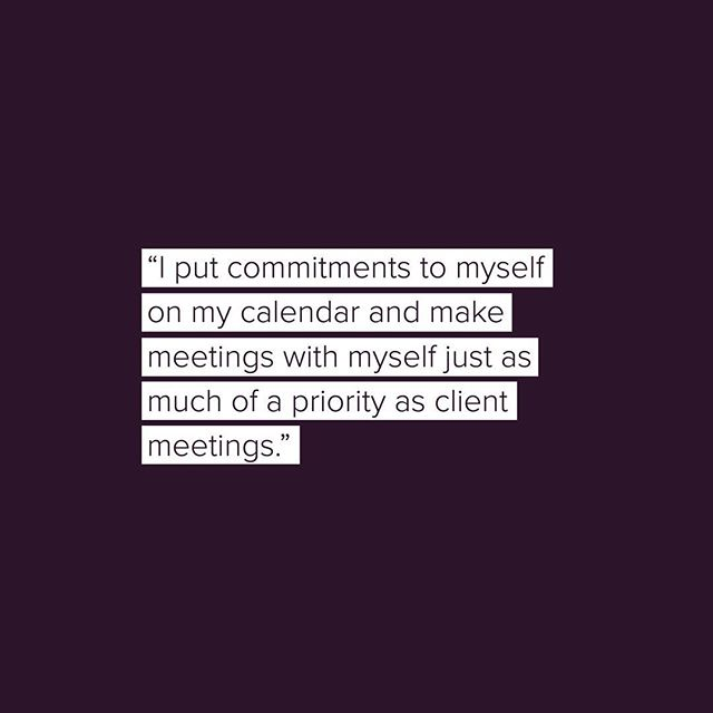 🙌 🙌 It's easy to push our needs and commitments to ourselves aside first when we have to prioritize. How do you get around that? Xx, #TheBABBLife. #selfcareissexy