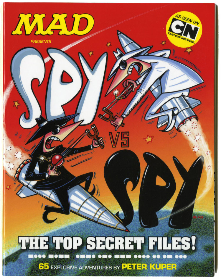 Spy vs. Spy: The Top Secret Files