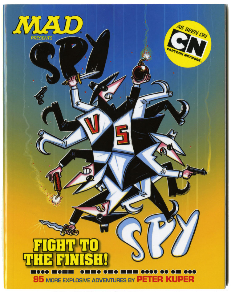 Spy vs. Spy: Fight to the Finish