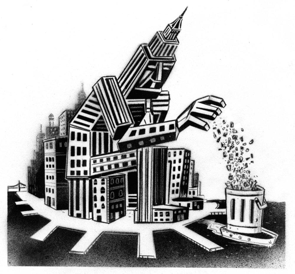 Cities #4