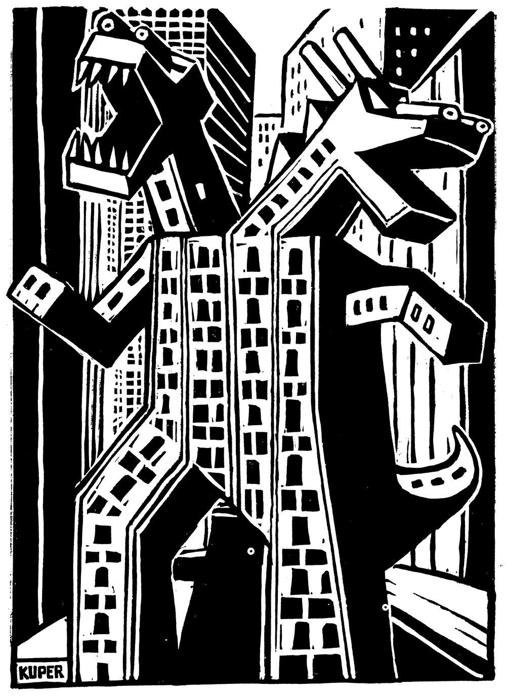 Cities #5