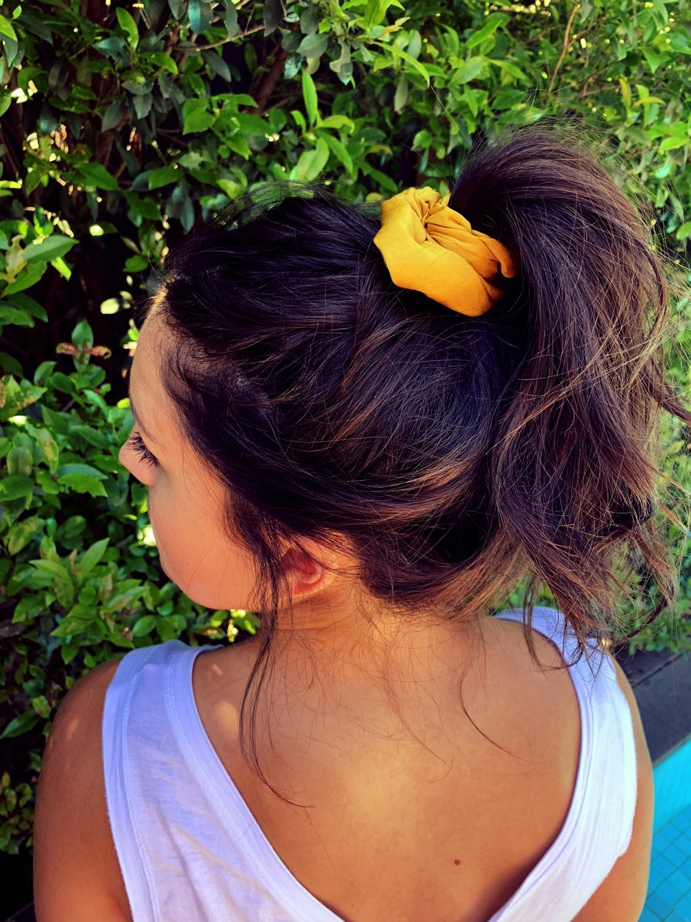 A great idea always starts with a messy bun… - Love them or hate them, we think they are here to stay. Please meet our newest obsession and must have accessory, Scrunchee.As somewhat of a top knot, messy bun aficionado creator of Scrunchee – Marlee knows a woman always means business when she puts her hair in a bun to just 'get sh*t done'So bringing her two loves of accessorizing and productivity together, Scrunchee strikes the perfect balance between fashion and functionAvailable in a variety of colours, our Scrunchee's can take you from the gym to happy hour with very little effort.Scrunchee adds a pop of colour to any outfit and we can assure you they won't let you or your hair down.