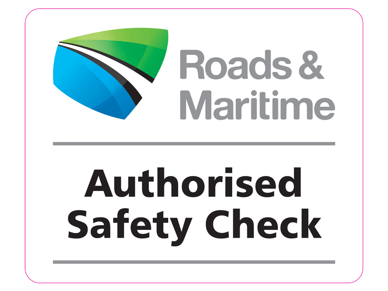 Kiama auto safety check