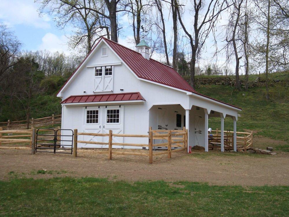 Ward Barn