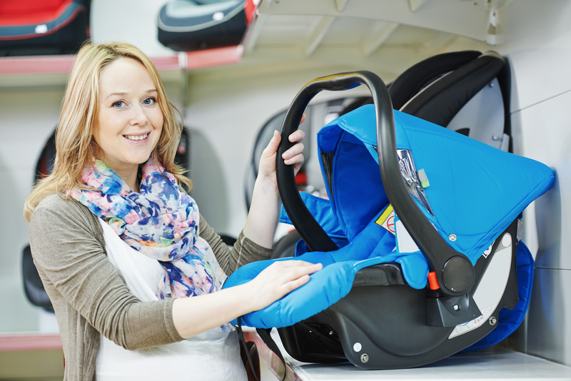 Car Seat safety checks - Schedule a car seat safety check performed by a certified child passenger safety technician.