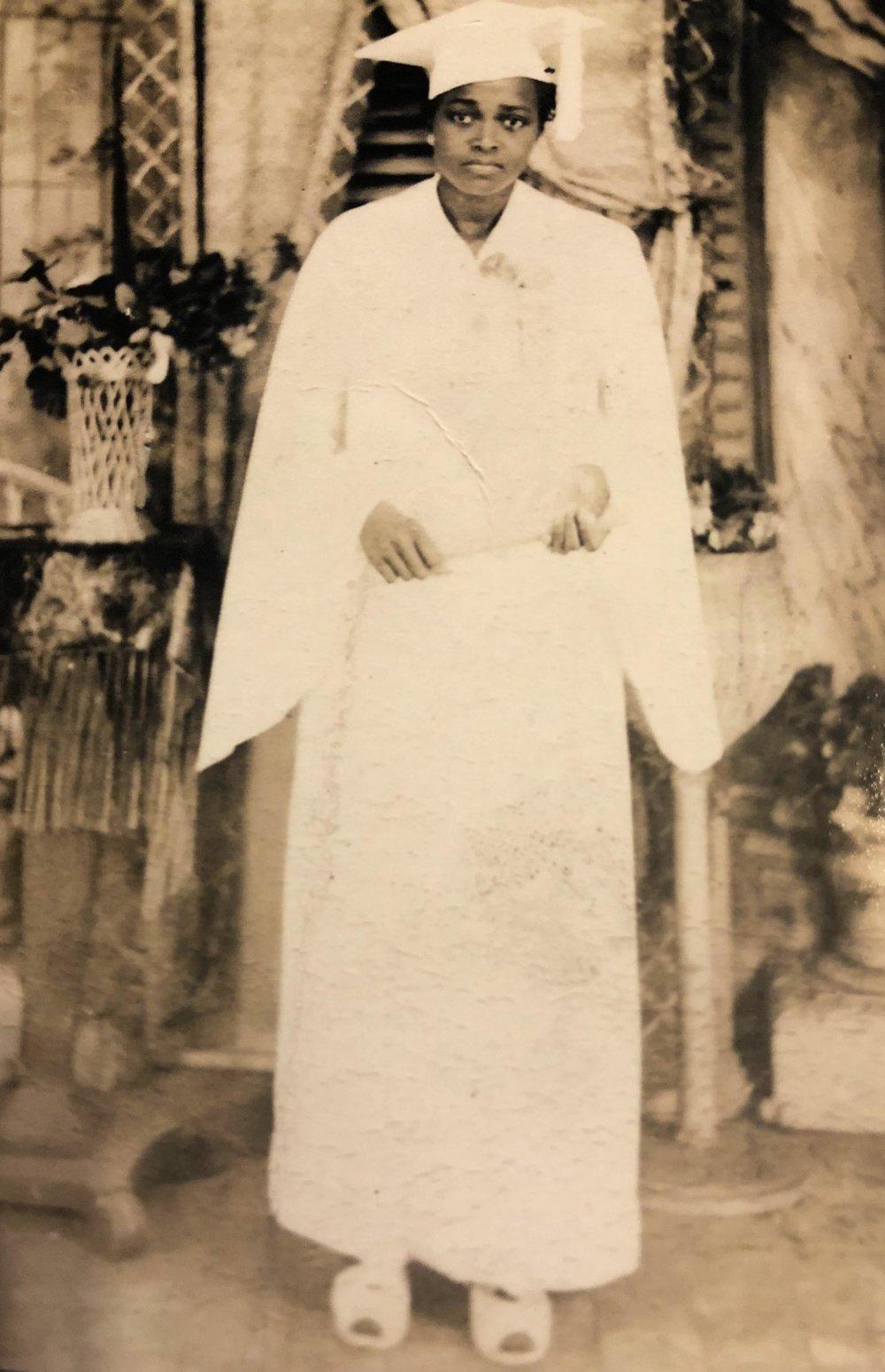 My Maternal Grandmother - Daisy Photo by Reyno Studios